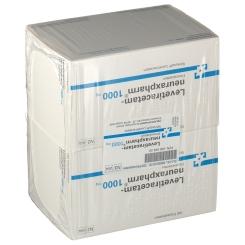 LEVETIRACETAM neuraxpharm 1.000 mg Filmtabletten