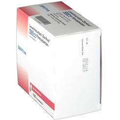 LEVETIRACETAM Zentiva 1000 mg Filmtabletten