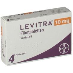 Levitra® 10 mg Filmtabletten