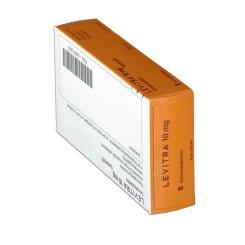 Levitra® 10 mg Schmelztabletten
