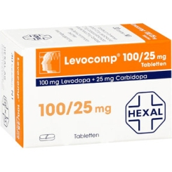 Levocomp® 100 mg/25 mg Tabletten