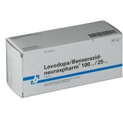 LEVODOPA/B-NEURAX 100/25