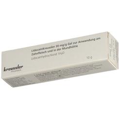 LidocainKreussler 20 mg/g