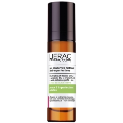 LIERAC Prescription mattierendes Gel-Konzentrat Anti-Unreinheiten