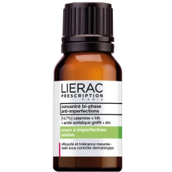 LIERAC Prescription Zwei-Phasen Konzentrat Anti-Unreinheiten