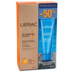 LIERAC Sunific Set Körper LSF 30