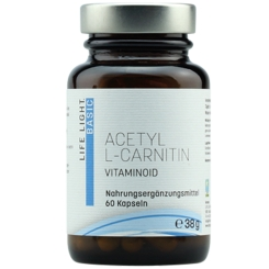 LIFE LIGHT Acetyl L-Carnitin Vitaminoid 500 mg