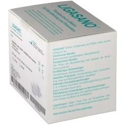 LIGASANO® weiß unsteril 6 x 3,5/2,5 x 0,5 cm