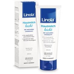 Linola® Hautmilch leicht