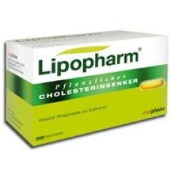 Lipopharm® Pflanzlicher Cholesterinsenker