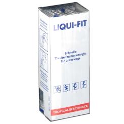 LIQUI-FIT ® Tropical flüssige Zuckerlösung Beutel