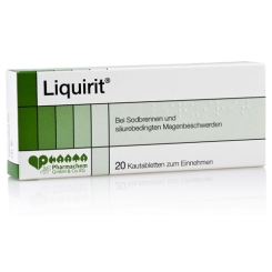 Liquirit® Kautabletten
