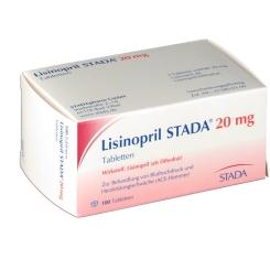 Lisinopril Stada 20 mg Tabletten