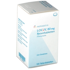 Locol 80 mg Retardtabletten