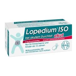Lopedium® akut ISO 2 mg Brausetabletten