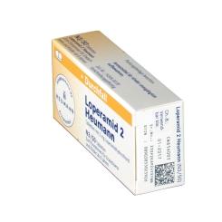 Loperamid 2 Heumann Tabletten