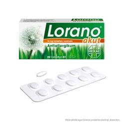 Lorano® akut 10 mg Tabletten