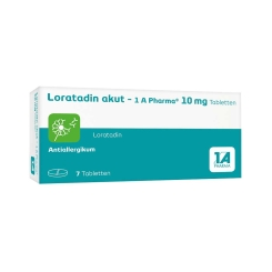 Loratadin akut 1A Pharma®