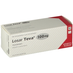 LOSAR Teva 100 mg