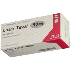 LOSAR Teva 50 mg