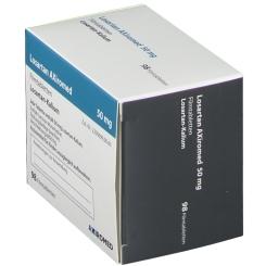 LOSARTAN AXiromed 50 mg Filmtabletten