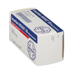 Losartan Hexal 50 mg Filmtabletten