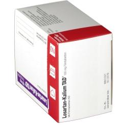 LOSARTAN Kalium TAD 100mg Filmtabletten