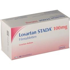 LOSARTAN STADA 100mg Filmtabletten
