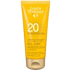 Louis Widmer All Day 20 Milch leicht parfümiert