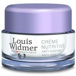 Louis Widmer Crème Nutritive leicht parfümiert
