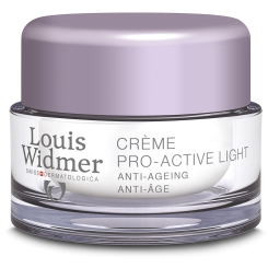 Louis Widmer Creme Pro-Active Light unparfümiert