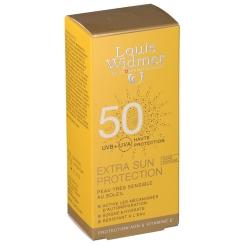 Louis Widmer Extra Sun Protection 50 unparfümiert