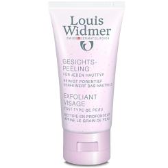 Louis Widmer Gesichtspeeling unparfümiert