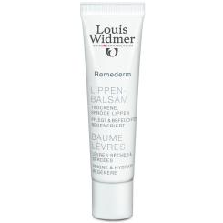 Louis Widmer Remederm Lippenbalsam leicht parfümiert