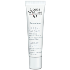 Louis Widmer Remederm Lippenbalsam unparfümiert