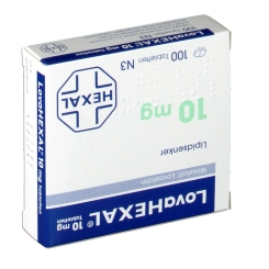 Lovahexal 10 mg Tabletten