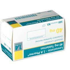 Lovastatin 1a Pharma 40 mg Tabl.