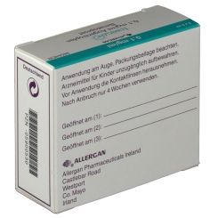 Lumigan 0,1 mg/ml Augentropfen