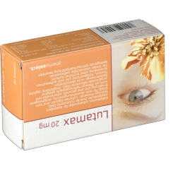 LUTAMAX 20 mg Kapseln