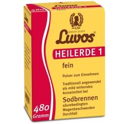 Luvos® Heilerde 1 - fein