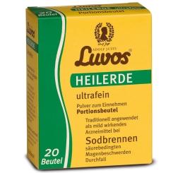 Luvos® Heilerde - ultrafein im Portionsbeutel