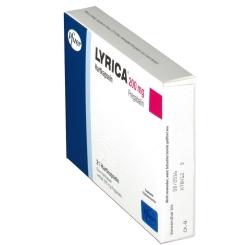 Lyrica 200 mg Kapseln