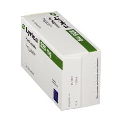 LYRICA 225 mg Hartkapseln