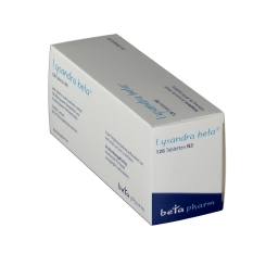 LYSANDRA beta Tabletten