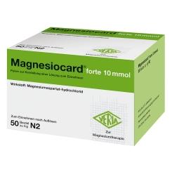 Magnesiocard® forte 10mmol Pulver