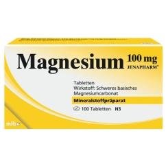 Magnesium 100 mg JENAPHARM®