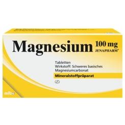 Magnesium 100mg JENAPHARM®