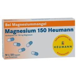 Magnesium 150 Heumann Kapseln