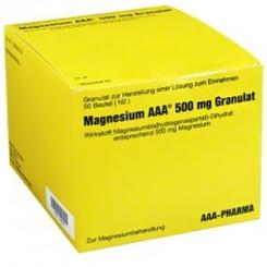Magnesium AAA® 500 mg Granulat