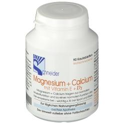 Magnesium + Calcium